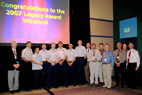 2007 Legacy Award WInners
