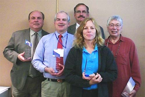 2008 Legacy Award WInners